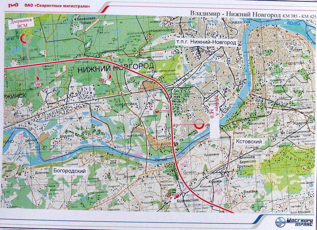 Скоростная автодорога москва-казань схема прохождения