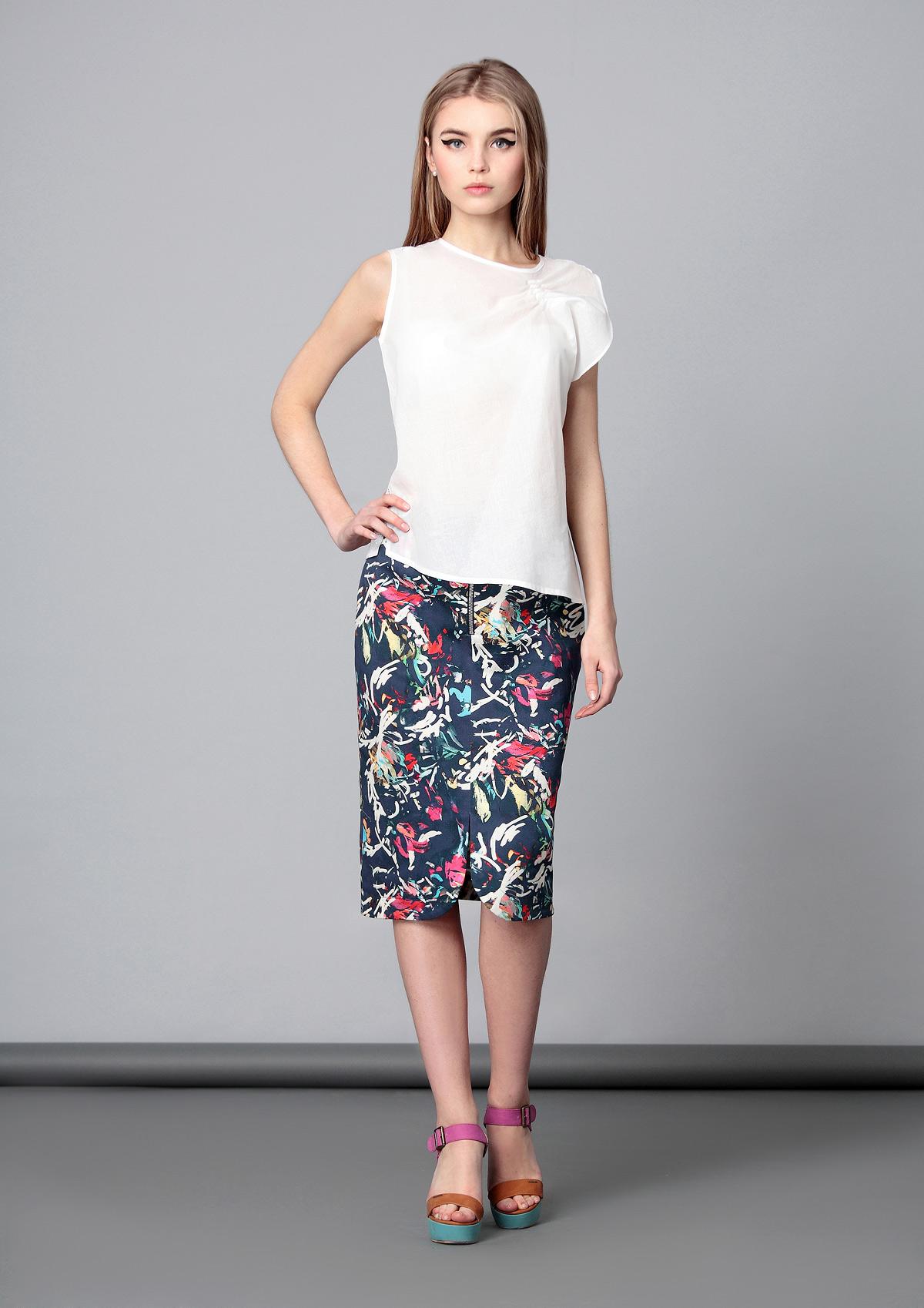 Женские юбка-брюки