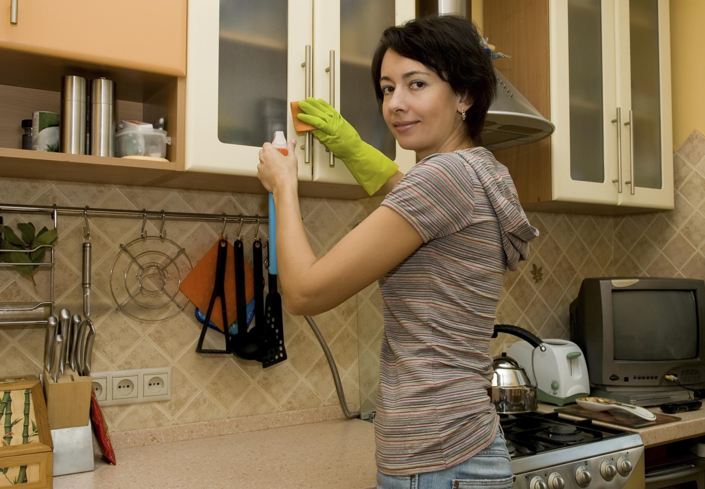 Генеральная уборка в доме своими руками