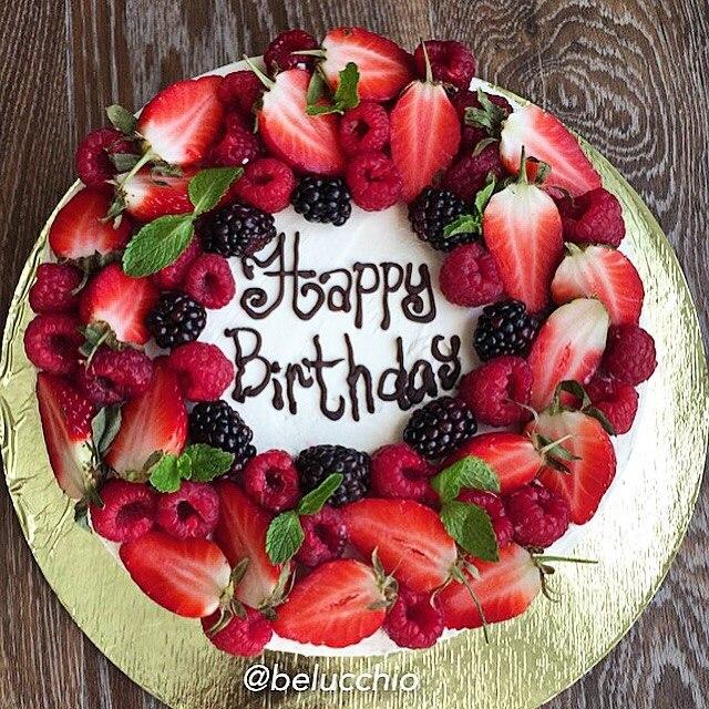 фото тортов на день рождения любимого