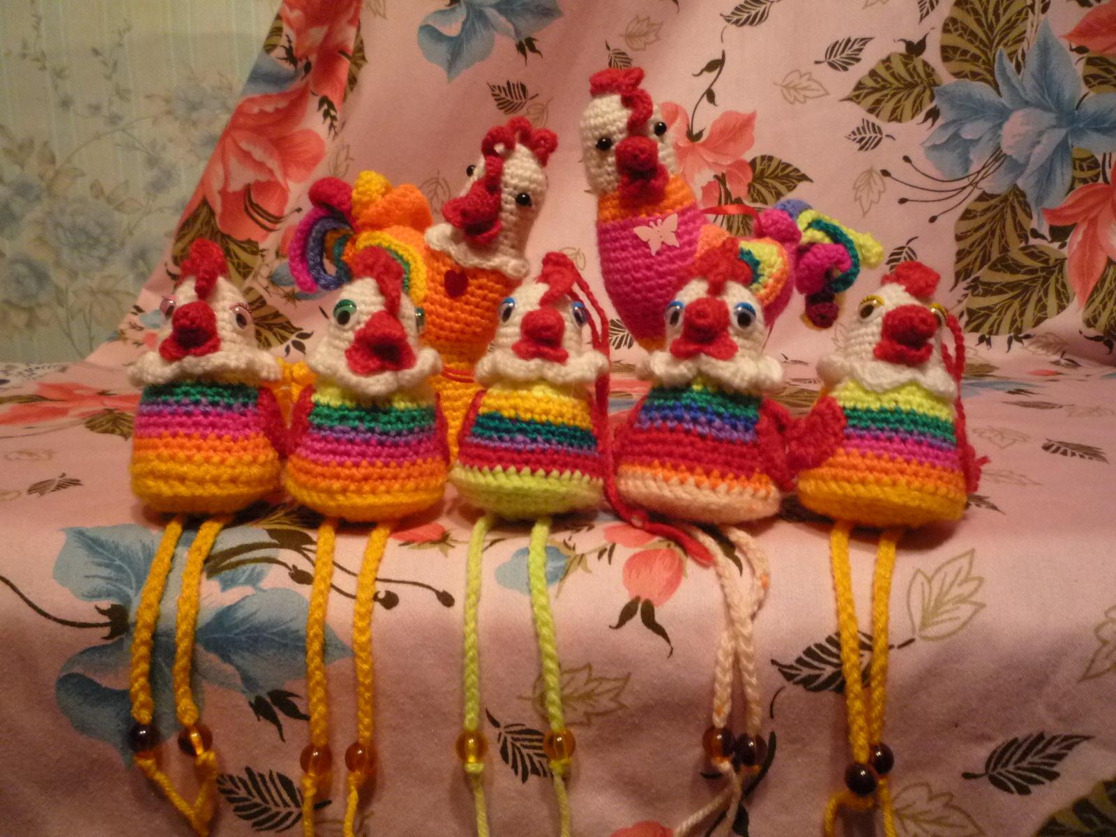 Вязание сувениров и подарков в