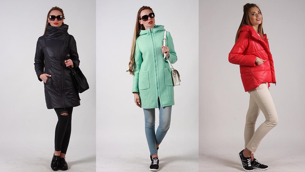 Весна Верхняя Женская Одежда
