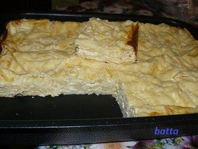 Пирог из лаваша с творогом в духовке рецепты