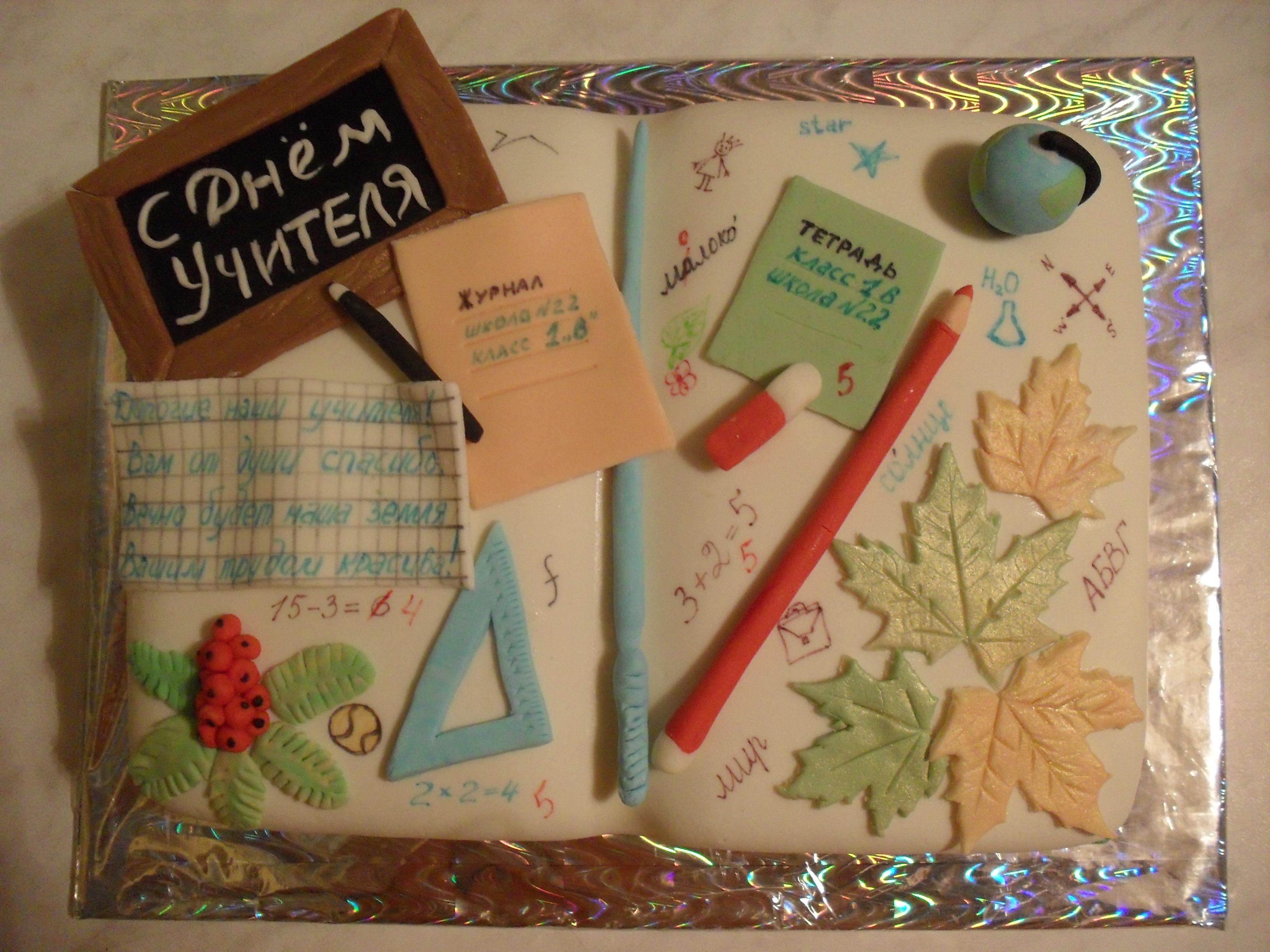 Подарок на день рождения учительнице. Идеи подарков учителю