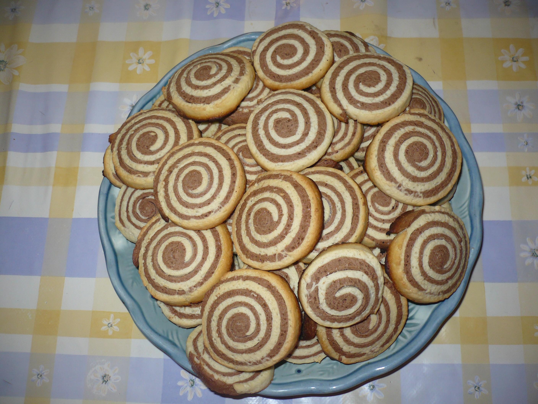 Печенье серпантин рецепт с пошаговым