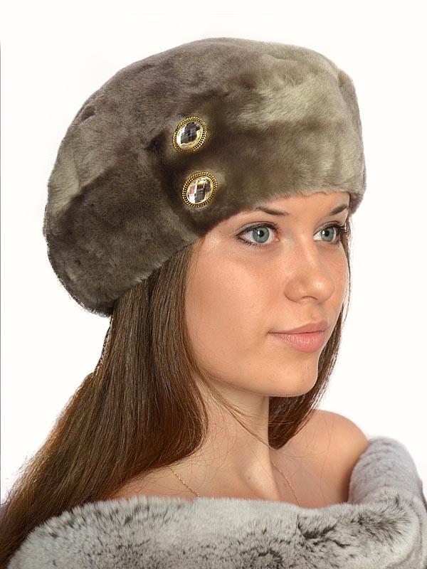 Как сшить шапку из меха мутона своими