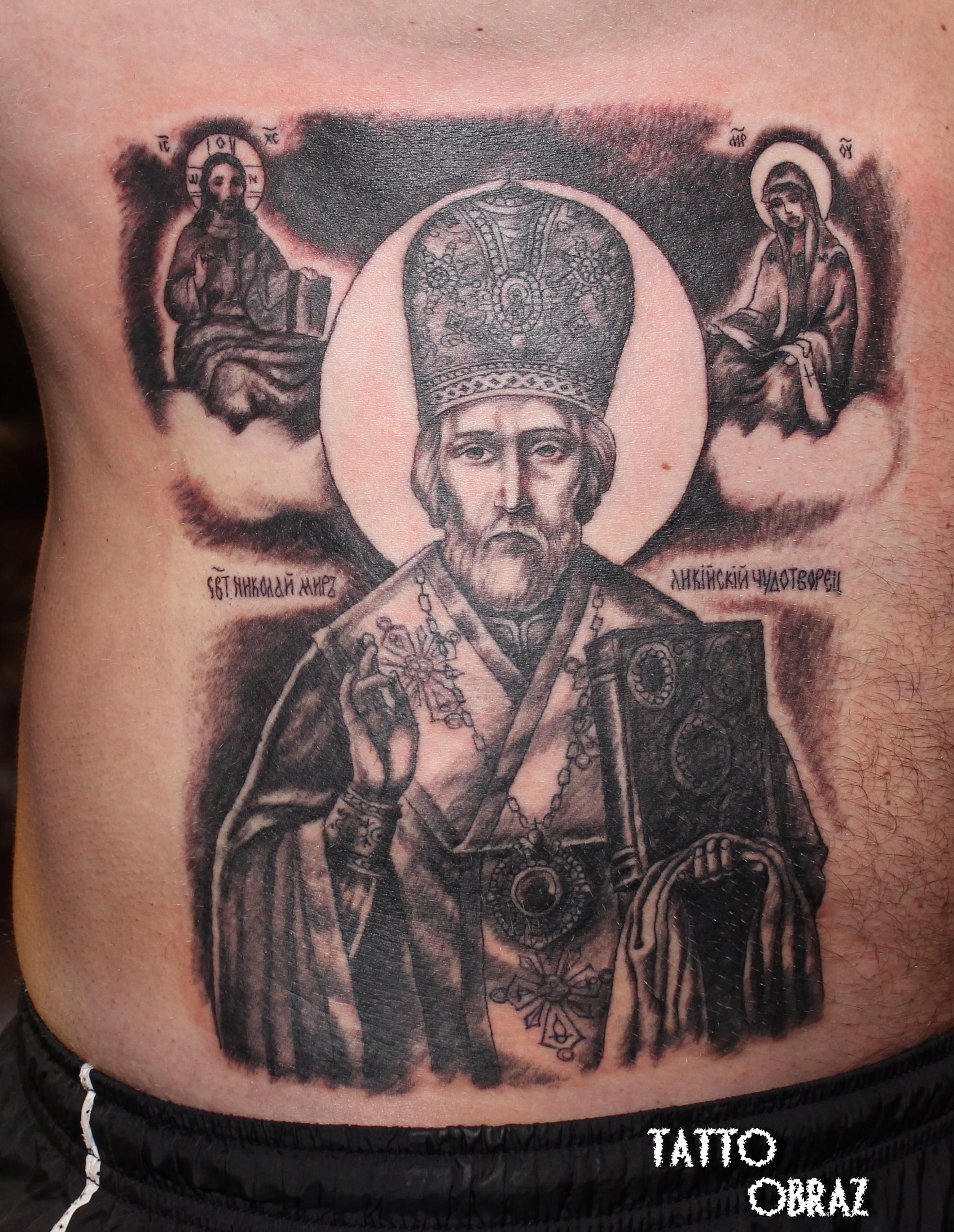 Самые красивые мужские татуировки, 500