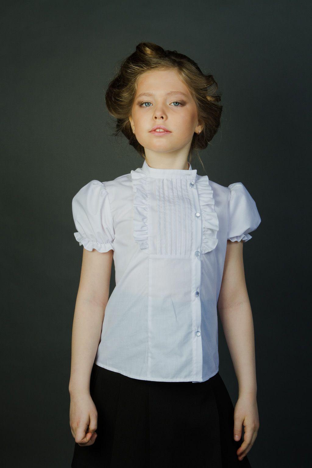 Где Купить Детскую Блузку