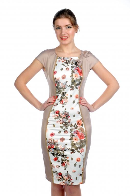 Купить шелковое платье большого размера - teamprofi24 ru