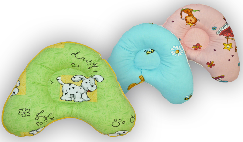 Как сшить подушку ортопедическую для ребенка