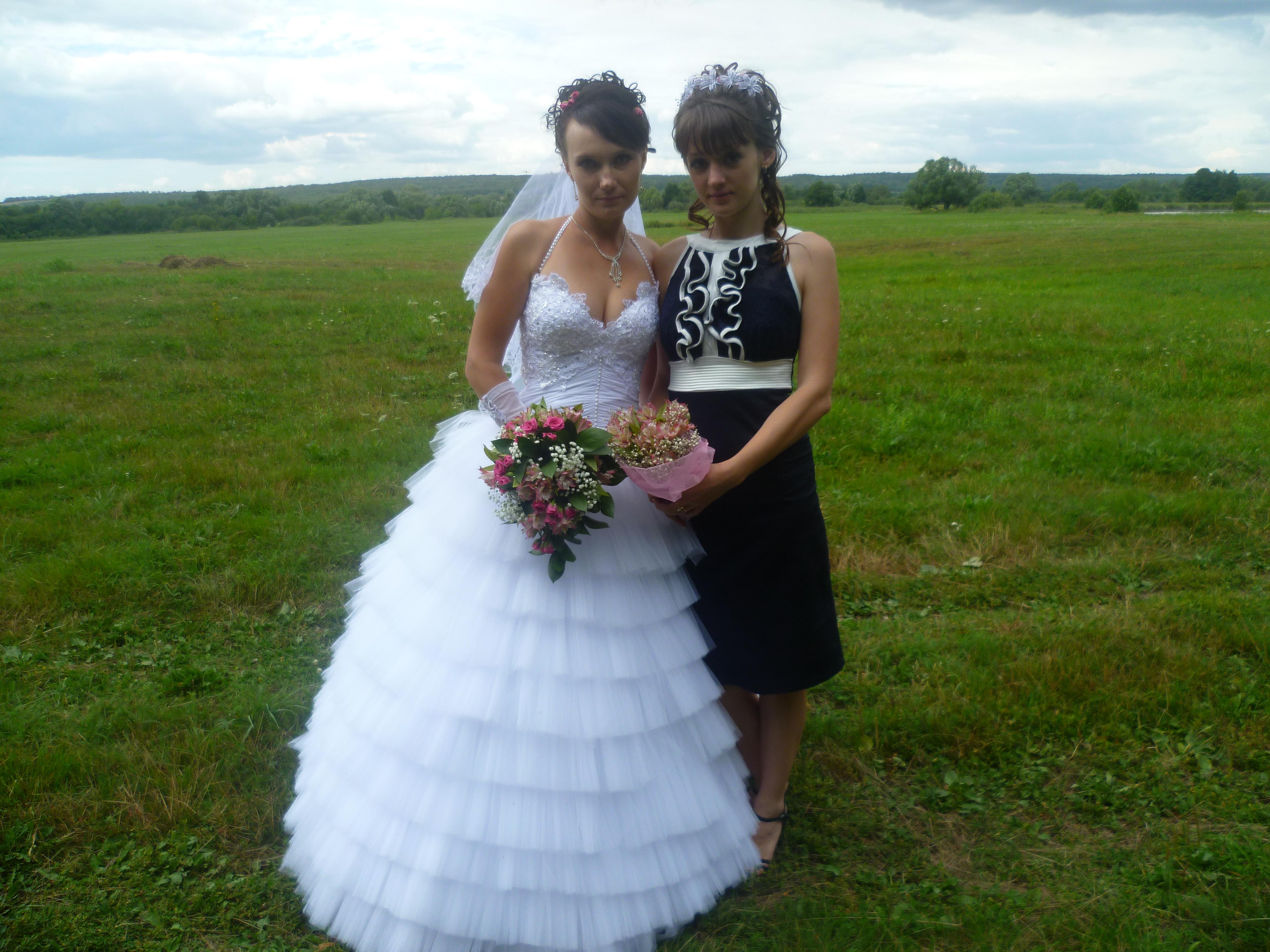 комментарий на фото невесты