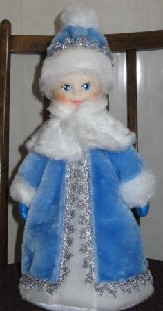 Фото снегурочка своими руками