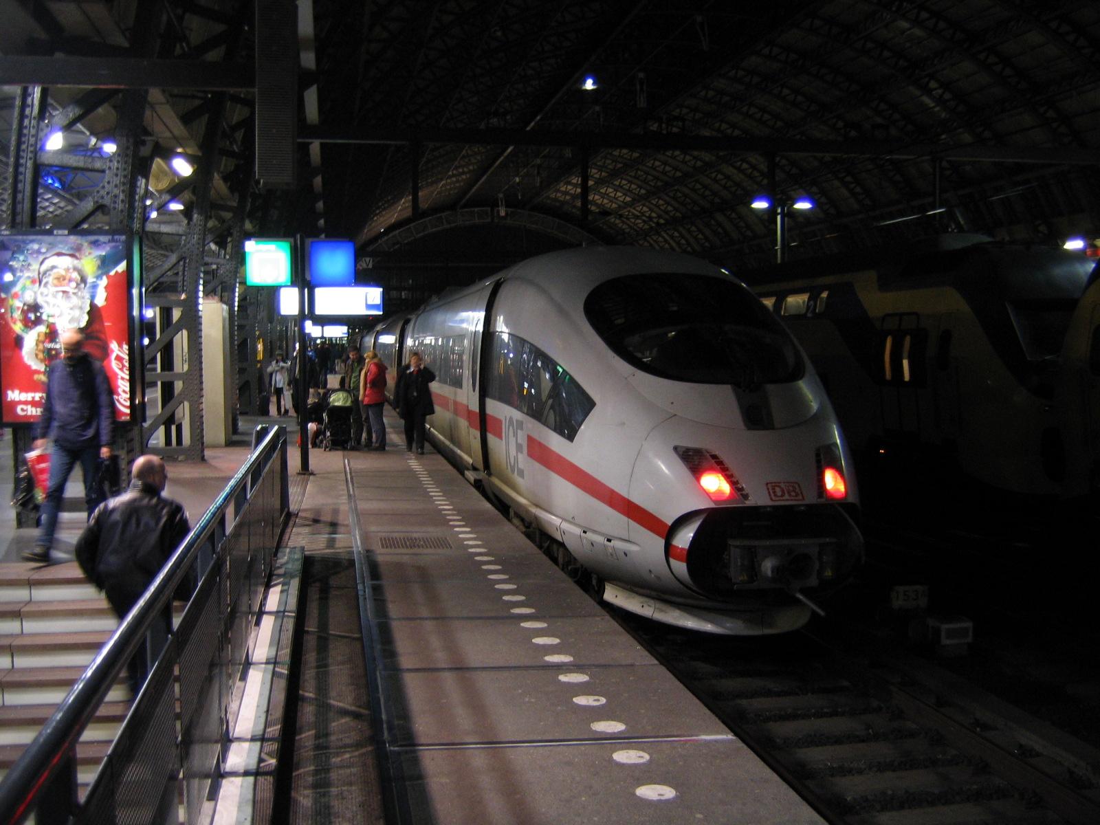 Бойня на вокзале Дюссельдорфа