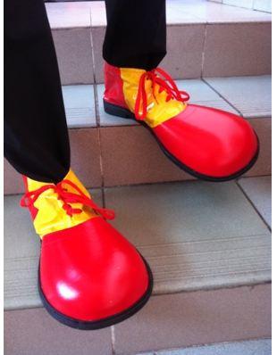 Ботинки клоуну своими руками