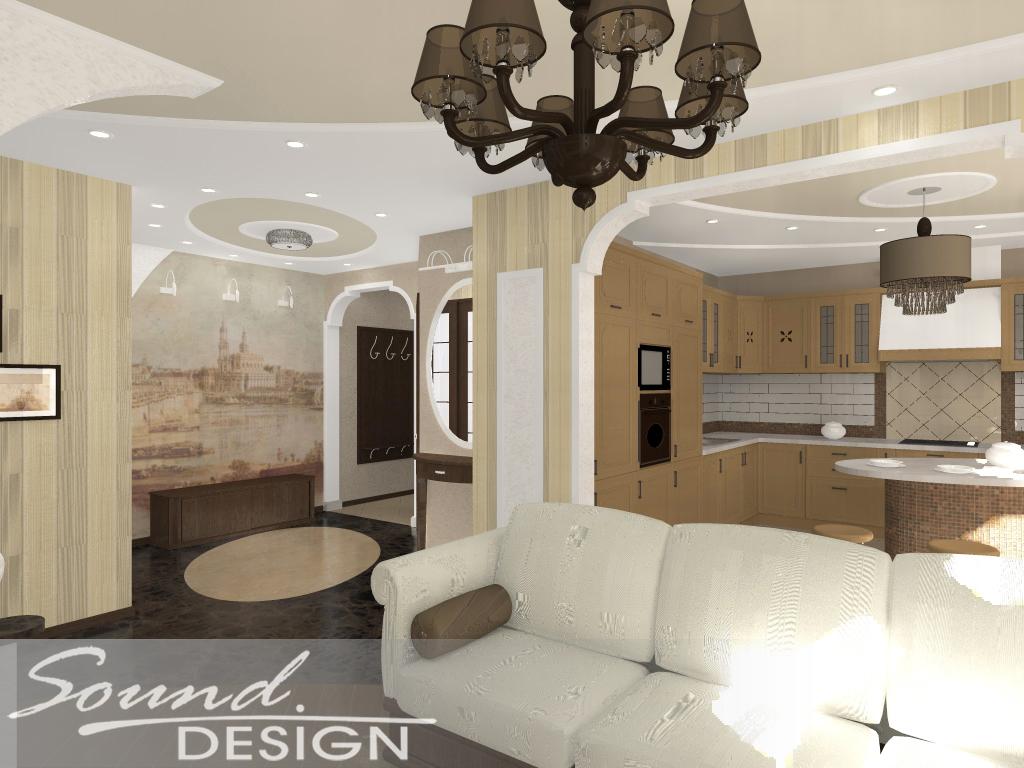 Дизайн кухни фото 36 кв.м