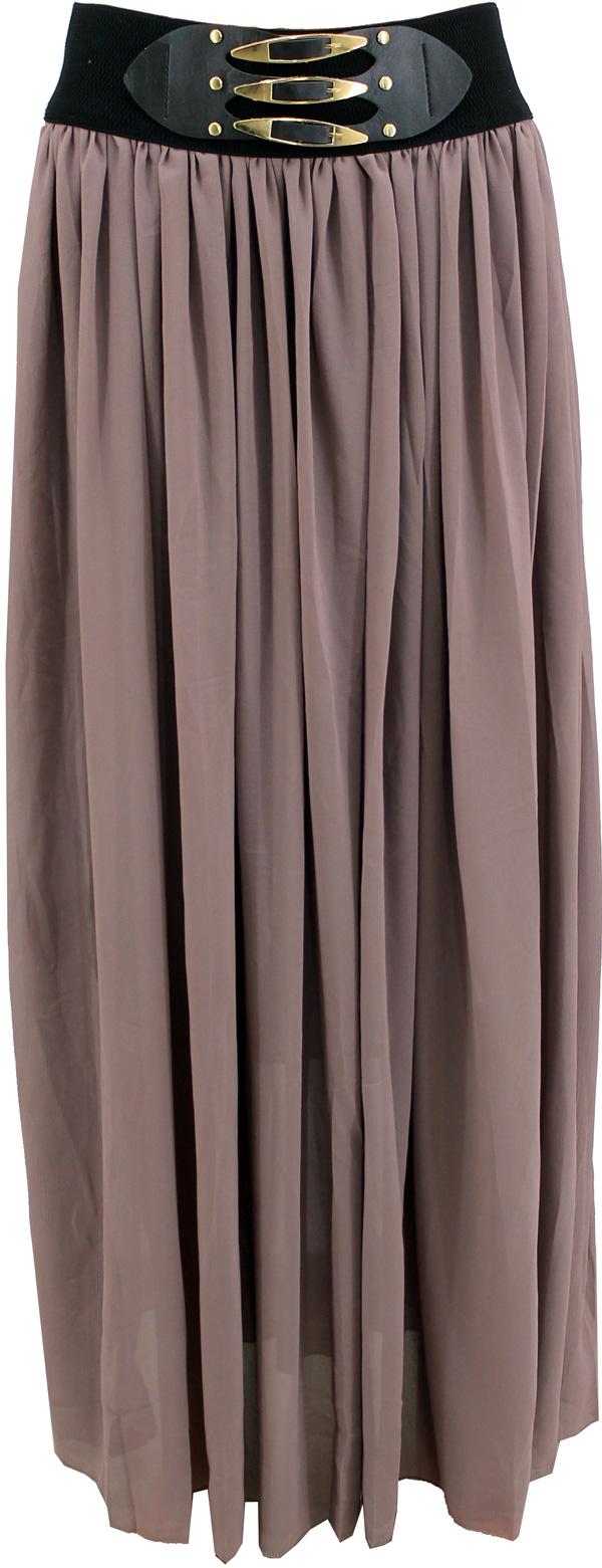 Длинная юбка на широкой резинке своими руками 90