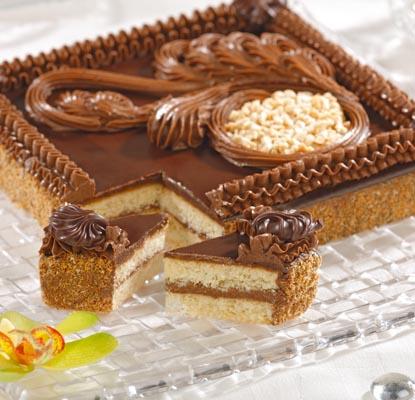 Фото торта ленинградский