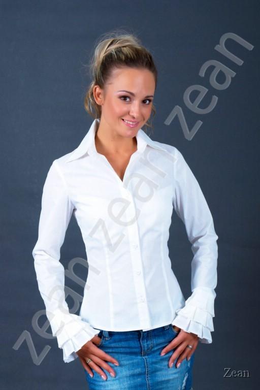 Стильные Блузки Фото