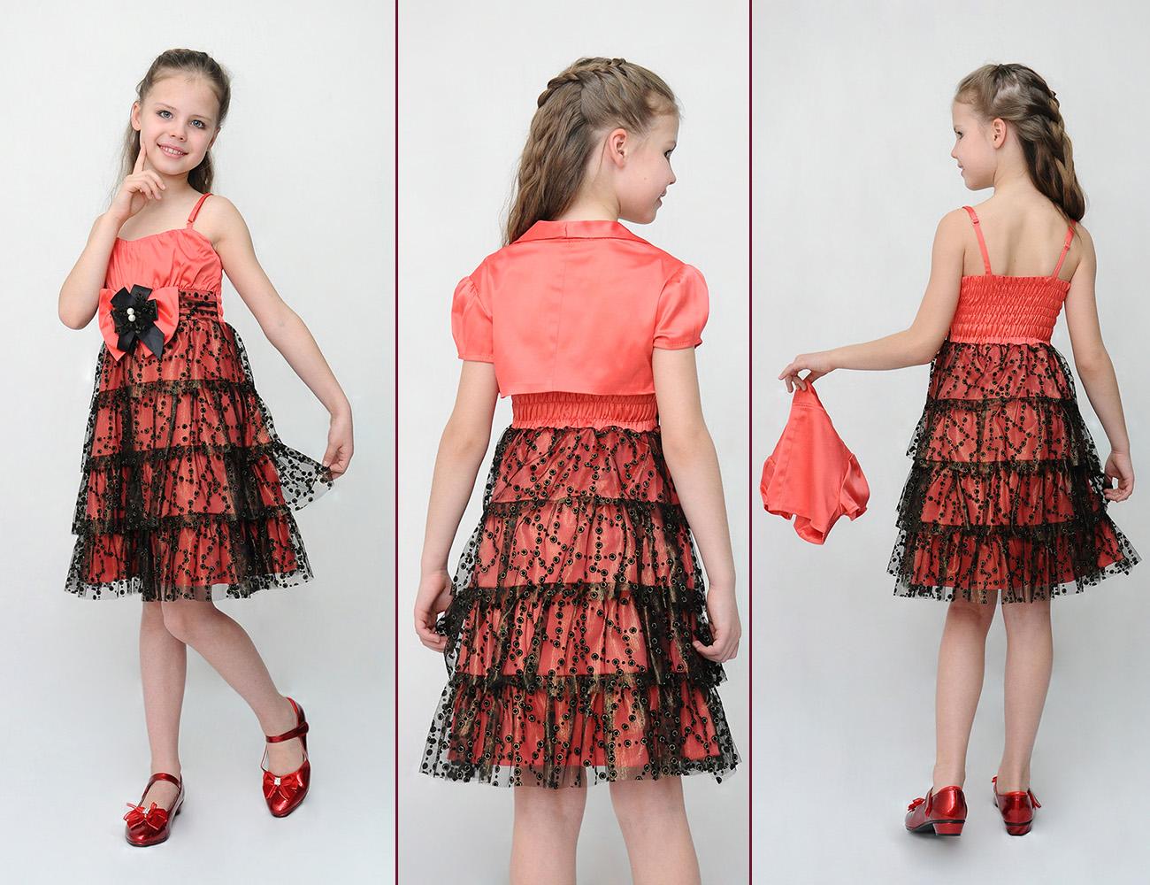 Детская Одежда Для Полных Девочек