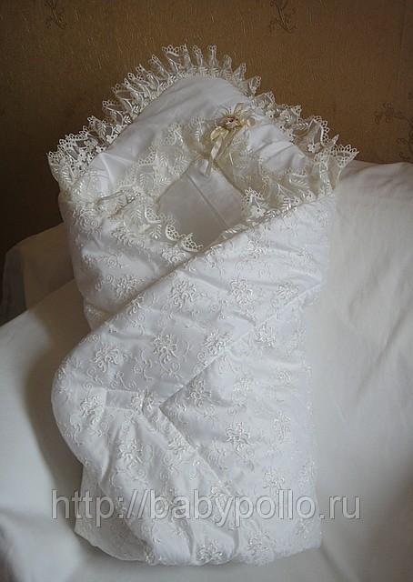 Одеяло на выписку из роддома выкройки