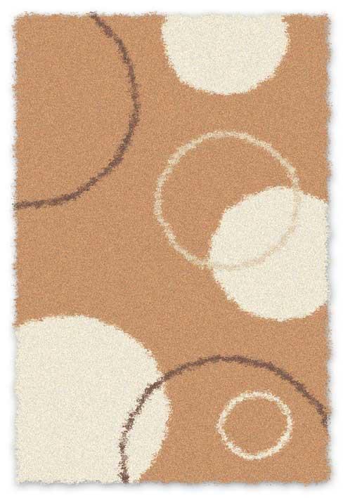 фото ковров с длинным ворсом в интерьере