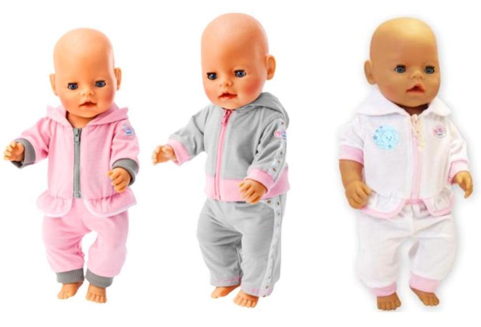 Кукла беби бон одежда для девочек своими руками