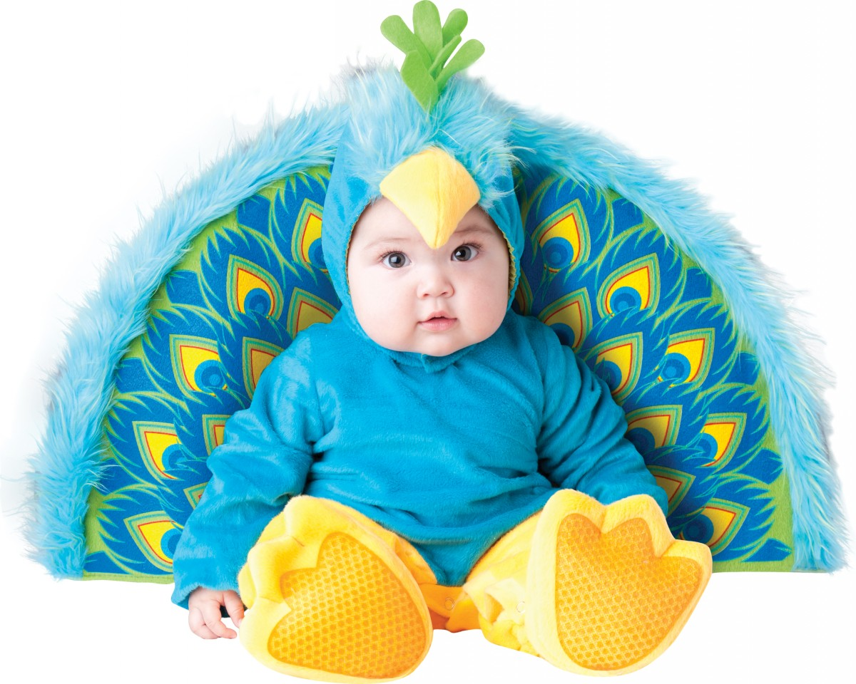 Новогодний костюм для новорожденной своими руками