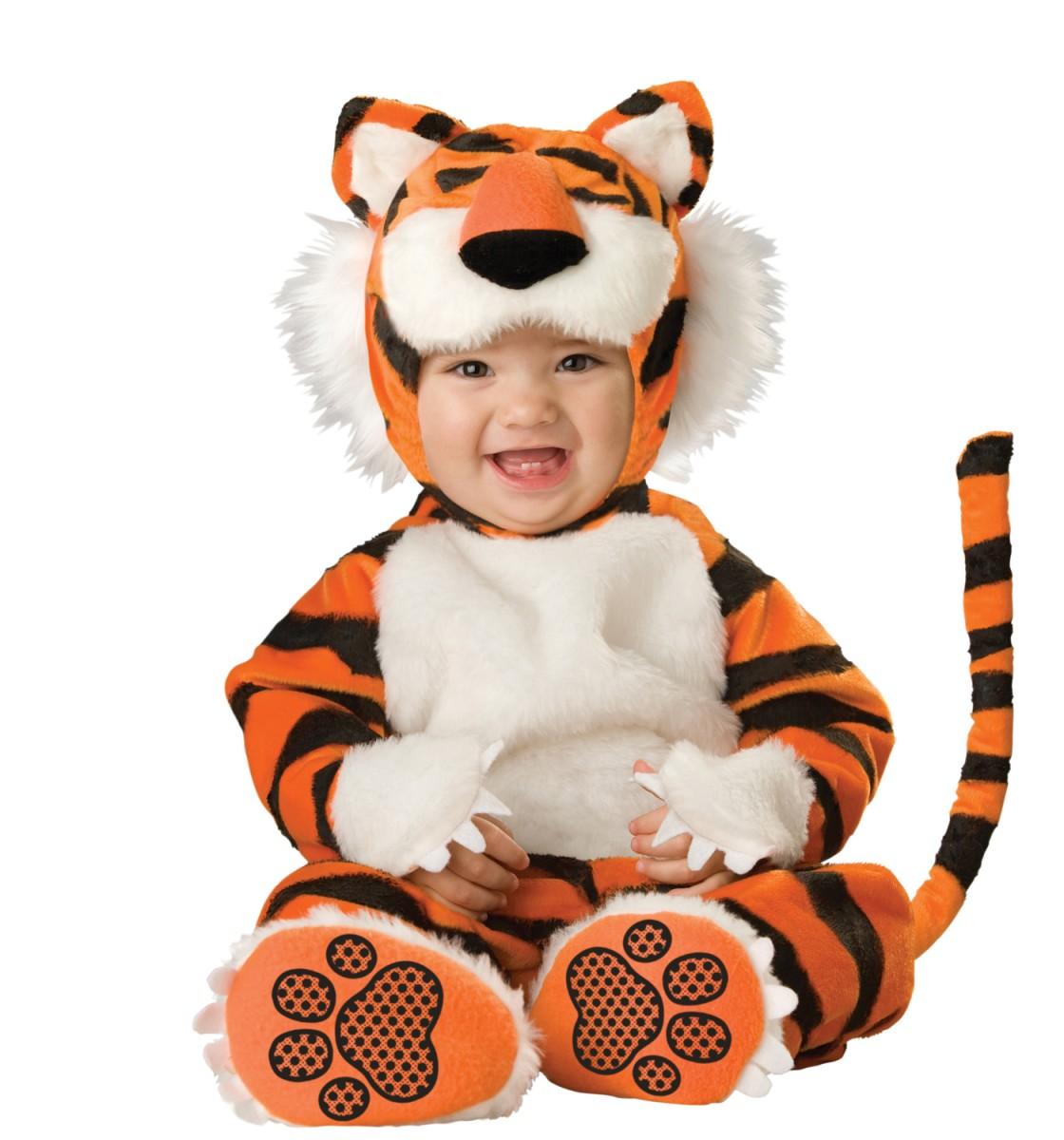 Тигр новогодний костюм своими руками