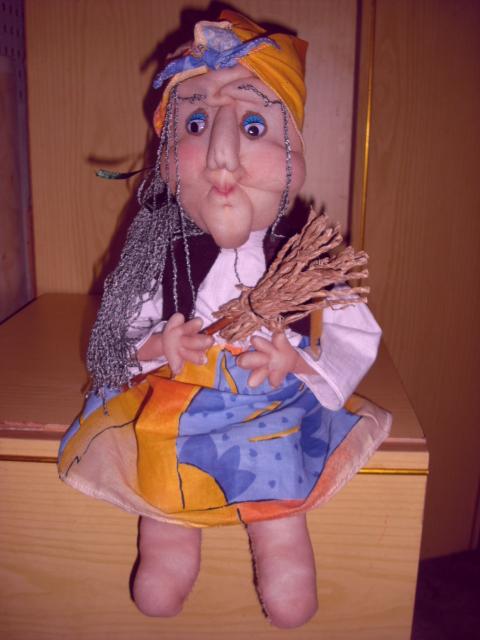 Куклы своими руками синтепон 83