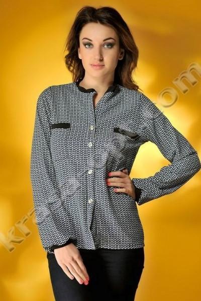 Блузка Из Креп Сатина Доставка