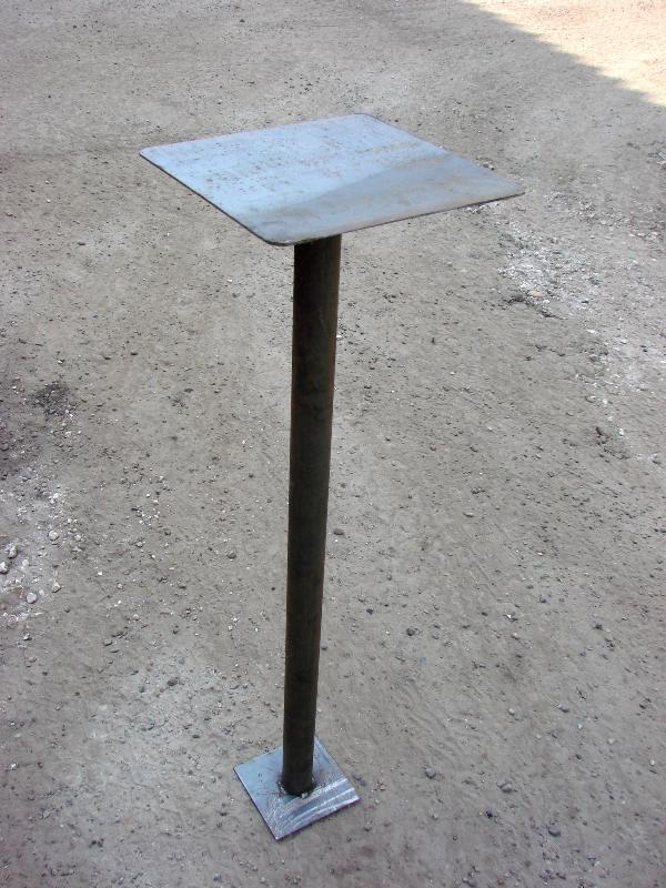 Как сделать столик на кладбище 692