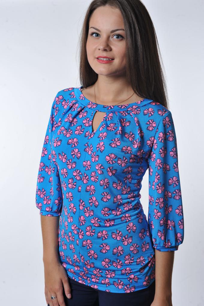 Трикотажные Блузки Купить