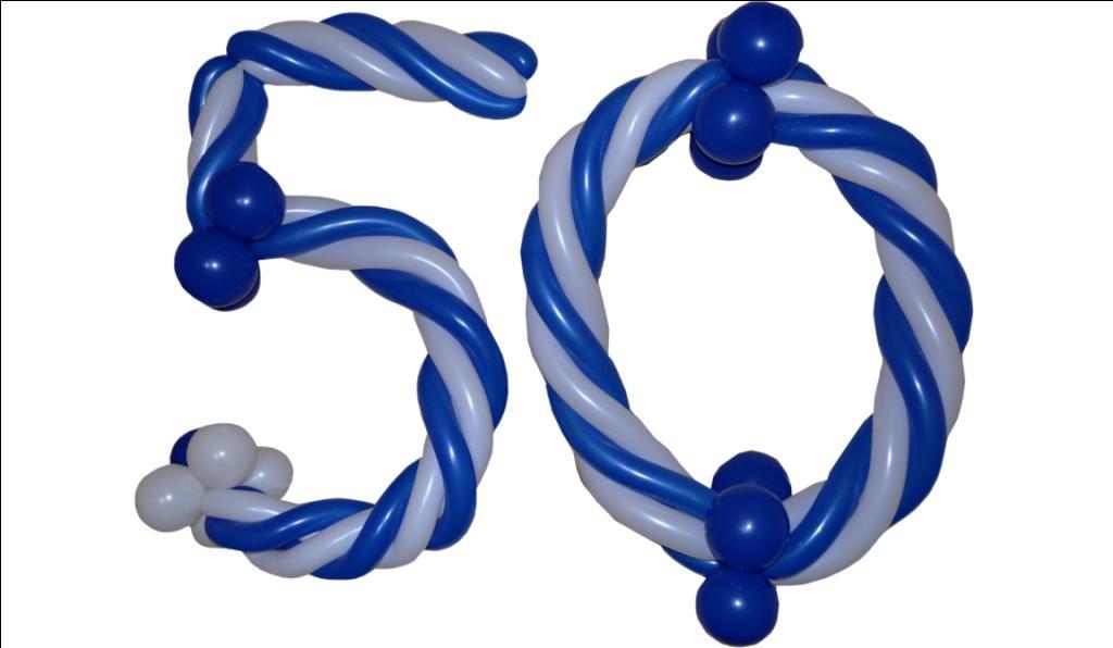 Как сделать цифру из шариков пошагово 266
