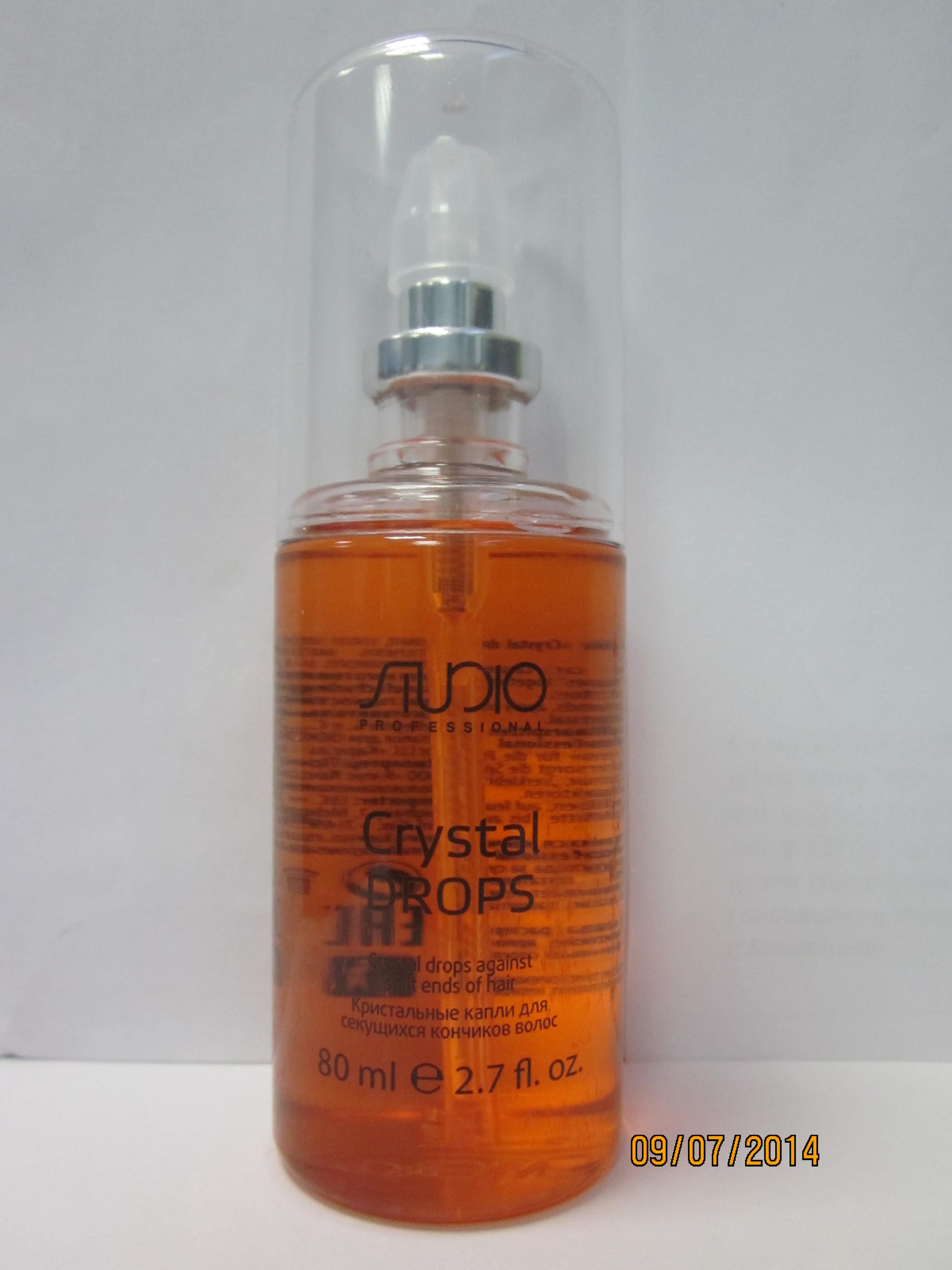 Капус масло для кончиков волос