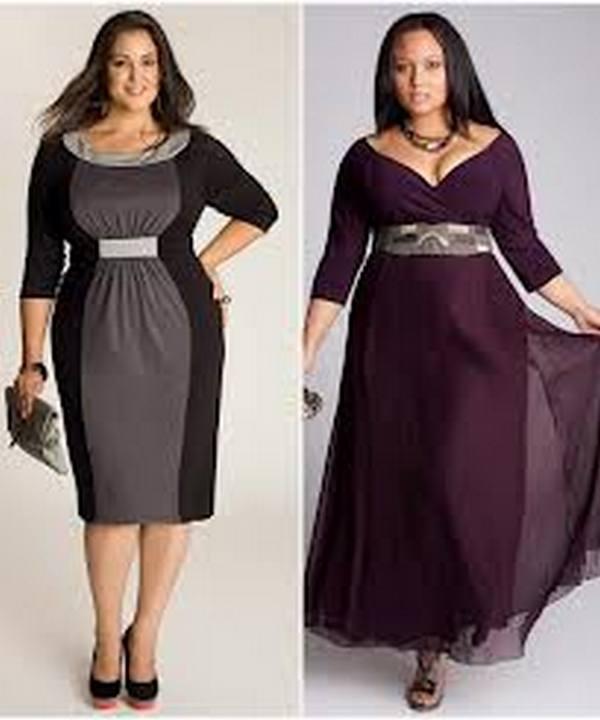 Вечерняя Одежда Для Полных Женщин
