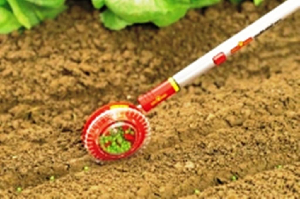 Сеялка ручная для моркови и других мелких семян