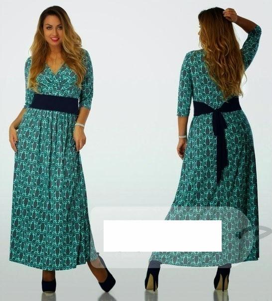 Длинные платья 50 размер