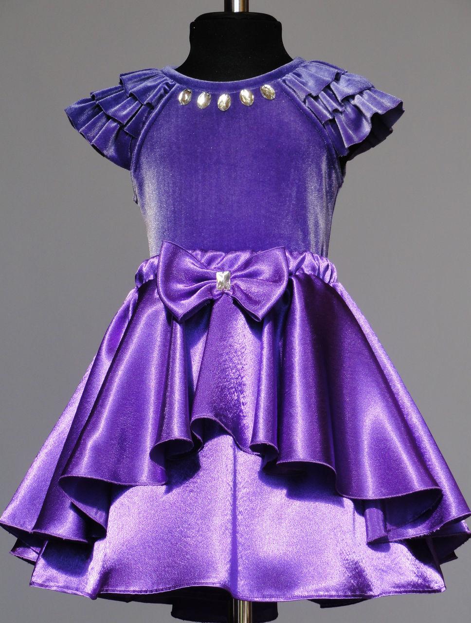 Детские платья сшить самим быстро и просто. Часть 1 46
