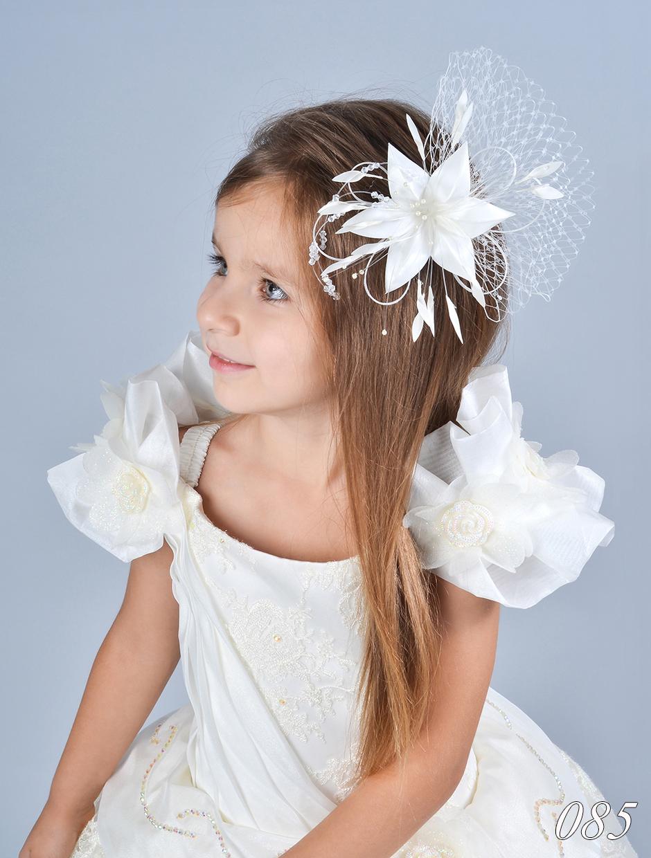 Детские прически с вуалетками