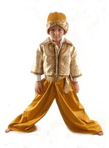 Как сделать новогодний костюм султана