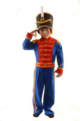 Костюм оловянный солдатик для мальчика