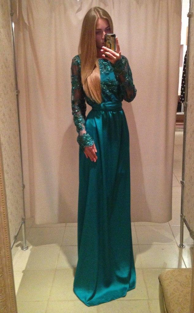 Купить На Авито Платье В Пол