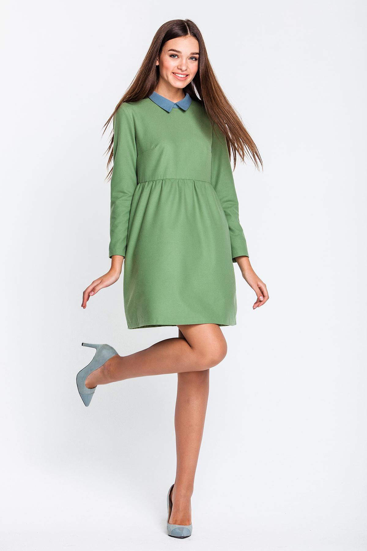 Зелёные платья цена