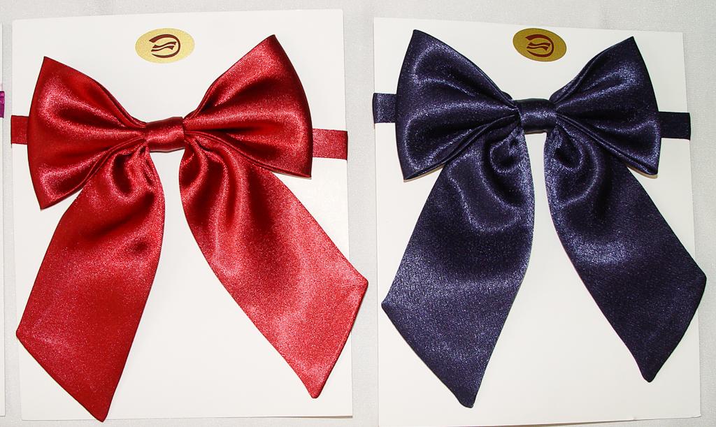 Как из ленты сделать галстук для девочек
