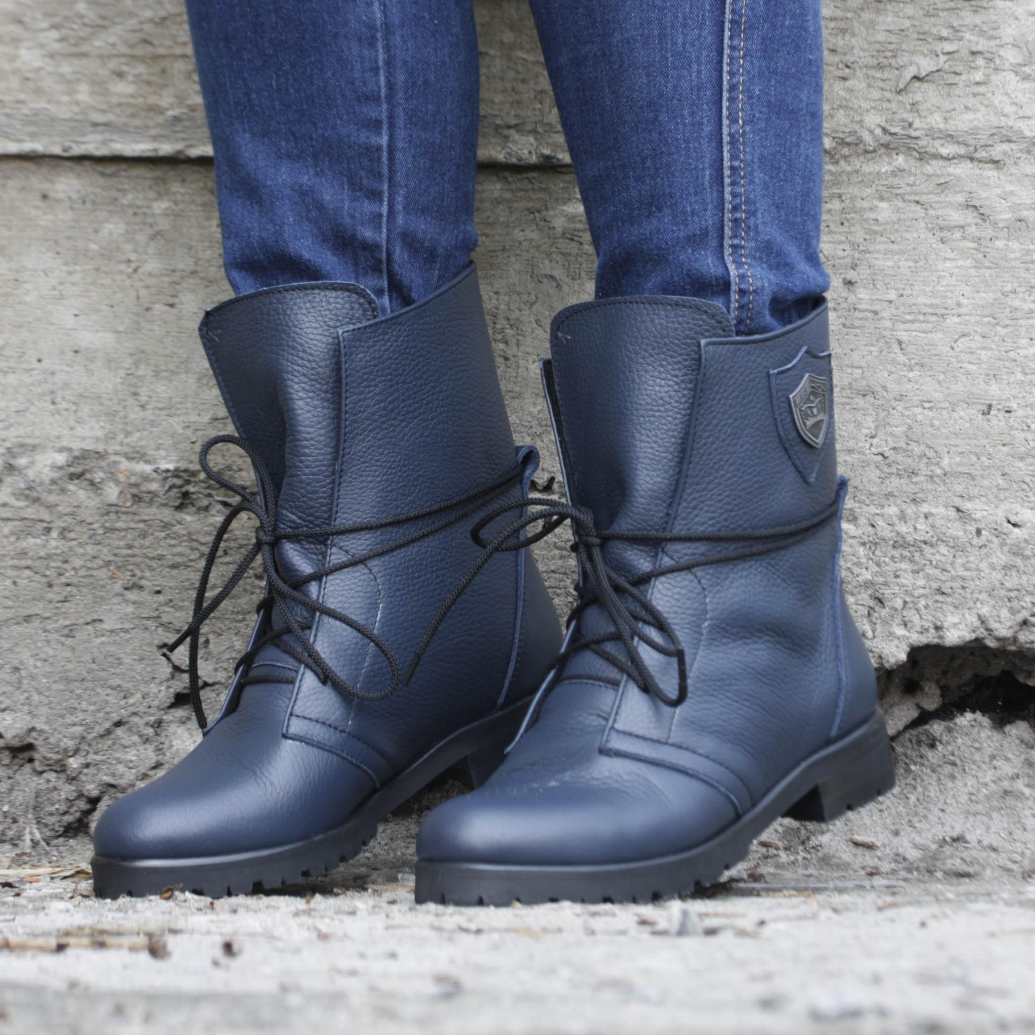 Женские ботиночки осень фото 6