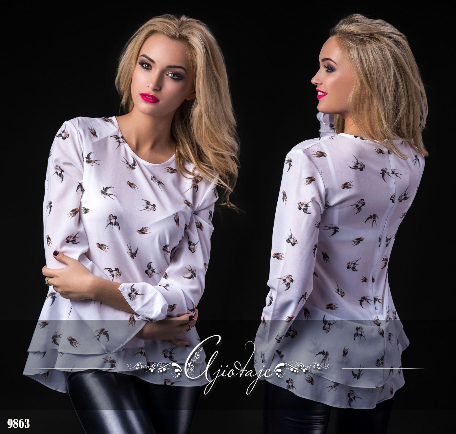 Модные Кофты Блузки