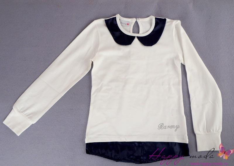 Трикотажные Блузки Для Девочек