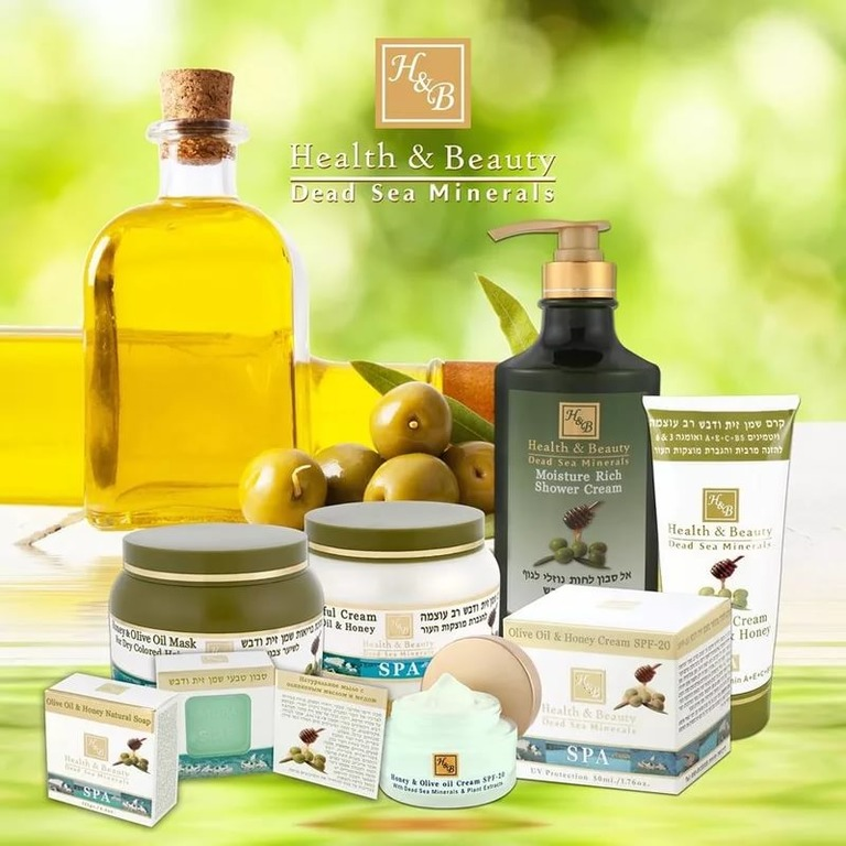 Элитная косметика Мёртвого моря De=ad Sea Pre=mier - 61.  Paloma, Absolute Care, Absolute Organic, Sea of Spa