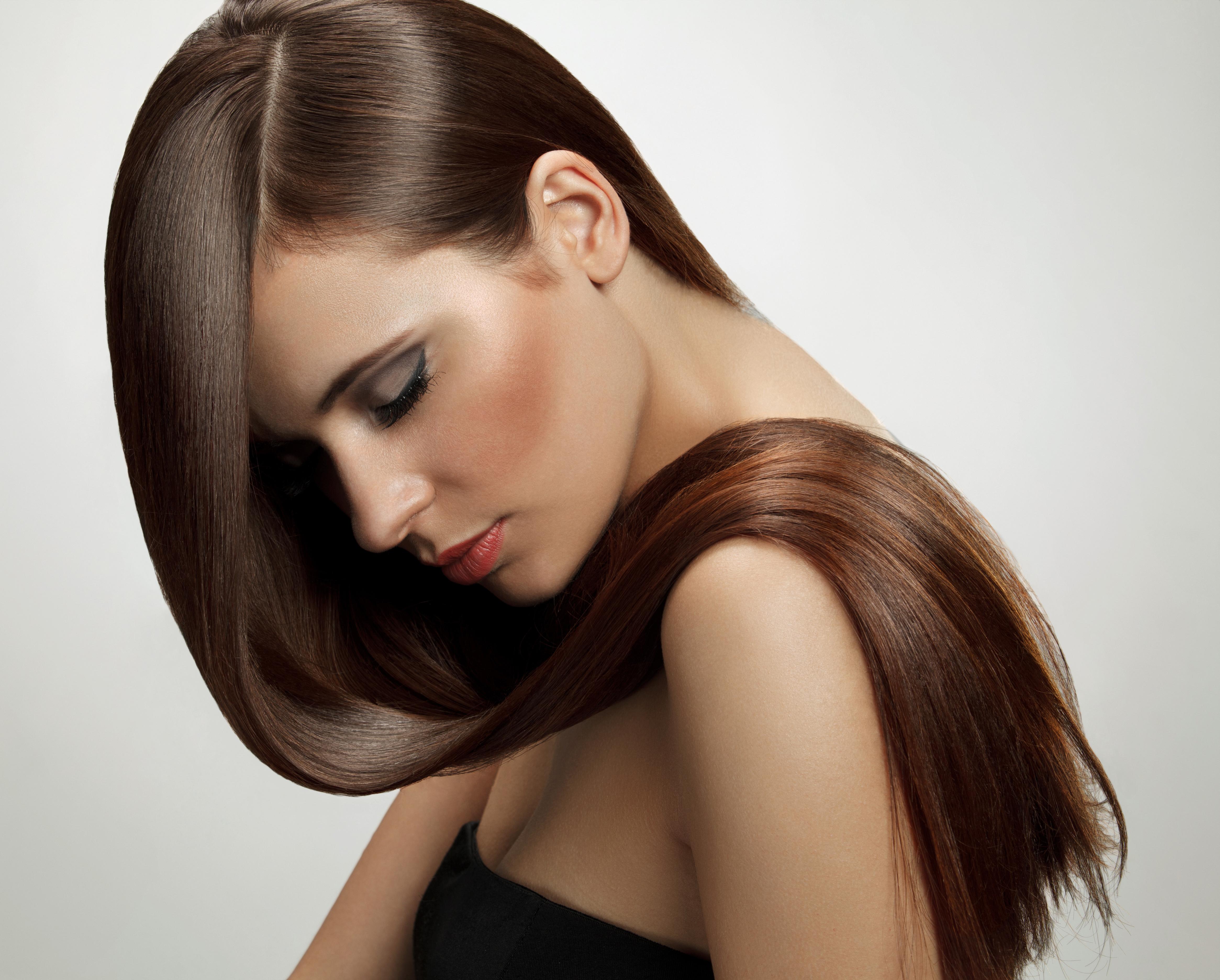 Красивые волосы картинках