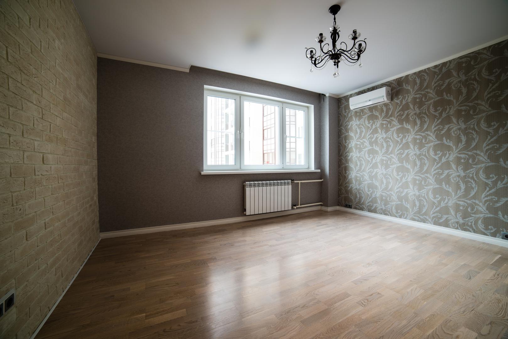 Фото квартир после ремонта без мебели